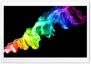 Color Smoke HD Wide Wallpaper for 4K UHD Widescreen desktop & smartphone