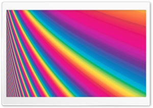 Color Spectrum HD Wide Wallpaper for Widescreen