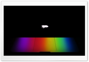 Color Spectrum Light Macbook Pro Ultra HD Wallpaper for 4K UHD Widescreen desktop, tablet & smartphone