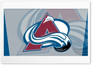 Colorado Avalanche HD Wide Wallpaper for Widescreen