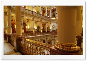Colorado State Capitol HD Wide Wallpaper for 4K UHD Widescreen desktop & smartphone