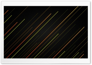 Colored Lines HD Wide Wallpaper for Widescreen