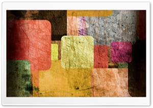 Colored Rectangles HD Wide Wallpaper for Widescreen