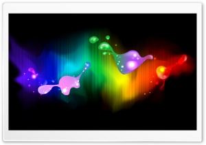 Colorful 17 HD Wide Wallpaper for Widescreen