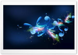 Colorful 32 HD Wide Wallpaper for Widescreen