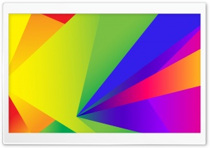 Colorful Abstract Geometric Shapes Design Ultra HD Wallpaper for 4K UHD Widescreen desktop, tablet & smartphone