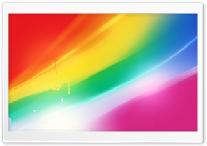 Colorful Abstraction HD Wide Wallpaper for Widescreen