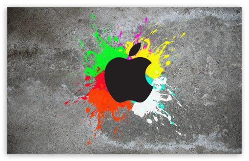 Colorful Apple 4k Hd Desktop Wallpaper For 4k Ultra Hd Tv Wide