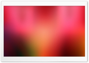 Colorful Blurry Background VI HD Wide Wallpaper for Widescreen