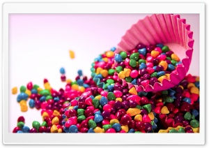 Colorful Candys HD Wide Wallpaper for Widescreen