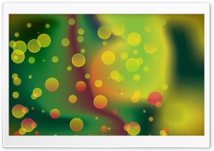 Colorful Circles HD Wide Wallpaper for Widescreen
