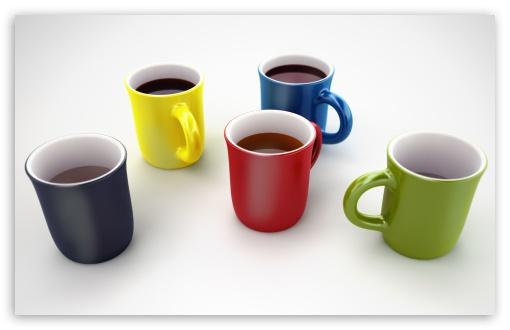 Colorful Coffee Mugs 3D ❤ 4K UHD Wallpaper for Wide 16:10 5:3 Widescreen WHXGA WQXGA WUXGA WXGA WGA ; UltraWide 21:9 24:10 ; 4K UHD 16:9 Ultra High Definition 2160p 1440p 1080p 900p 720p ; UHD 16:9 2160p 1440p 1080p 900p 720p ; Mobile 5:3 16:9 - WGA 2160p 1440p 1080p 900p 720p ;