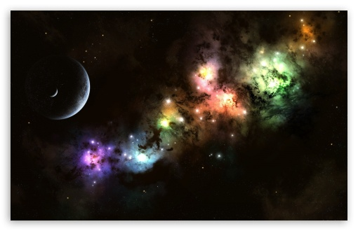 Colorful Cosmic Clouds HD wallpaper for Wide 16:10 5:3 Widescreen WHXGA WQXGA WUXGA WXGA WGA ; HD 16:9 High Definition WQHD QWXGA 1080p 900p 720p QHD nHD ; Standard 4:3 5:4 3:2 Fullscreen UXGA XGA SVGA QSXGA SXGA DVGA HVGA HQVGA devices ( Apple PowerBook G4 iPhone 4 3G 3GS iPod Touch ) ; iPad 1/2/Mini ; Mobile 4:3 5:3 3:2 16:9 5:4 - UXGA XGA SVGA WGA DVGA HVGA HQVGA devices ( Apple PowerBook G4 iPhone 4 3G 3GS iPod Touch ) WQHD QWXGA 1080p 900p 720p QHD nHD QSXGA SXGA ;