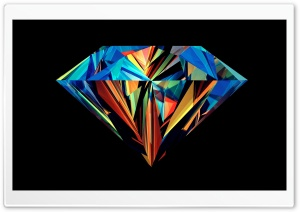 Colorful Diamond HD Wide Wallpaper for Widescreen