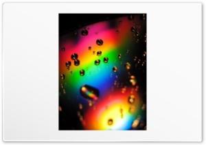 Colorful Drops Ultra HD Wallpaper for 4K UHD Widescreen desktop, tablet & smartphone