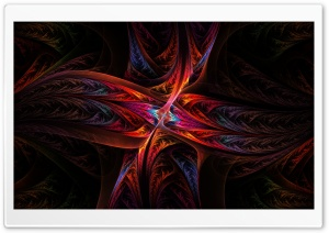 Colorful Fractals HD Wide Wallpaper for Widescreen