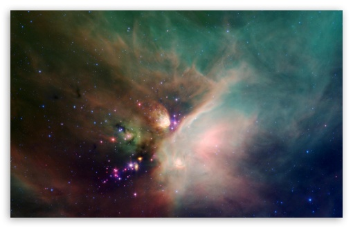 colorful galaxy view hd - photo #37