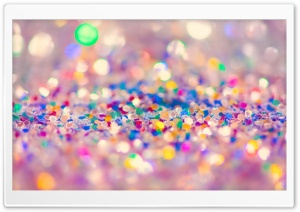 Colorful Glitter Ultra HD Wallpaper for 4K UHD Widescreen desktop, tablet & smartphone