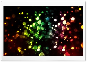 Colorful Lights HD Wide Wallpaper for 4K UHD Widescreen desktop & smartphone