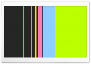Colorful Lines HD Wide Wallpaper for Widescreen