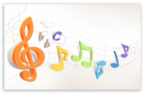 Colorful Musical Notes 1 HD wallpaper for Wide 16:10 5:3 Widescreen WHXGA WQXGA WUXGA WXGA WGA ; HD 16:9 High Definition WQHD QWXGA 1080p 900p 720p QHD nHD ; Standard 4:3 5:4 3:2 Fullscreen UXGA XGA SVGA QSXGA SXGA DVGA HVGA HQVGA devices ( Apple PowerBook G4 iPhone 4 3G 3GS iPod Touch ) ; Tablet 1:1 ; iPad 1/2/Mini ; Mobile 4:3 5:3 3:2 16:9 5:4 - UXGA XGA SVGA WGA DVGA HVGA HQVGA devices ( Apple PowerBook G4 iPhone 4 3G 3GS iPod Touch ) WQHD QWXGA 1080p 900p 720p QHD nHD QSXGA SXGA ;