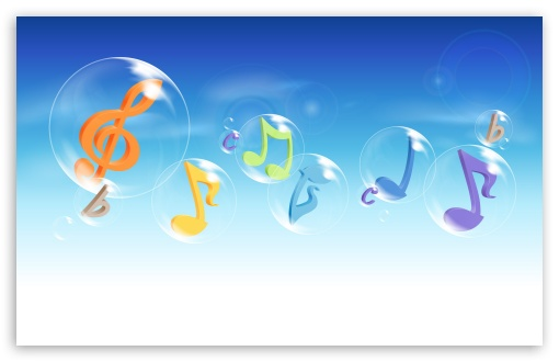 Colorful Musical Notes 3 UltraHD Wallpaper for Wide 16:10 5:3 Widescreen WHXGA WQXGA WUXGA WXGA WGA ; 8K UHD TV 16:9 Ultra High Definition 2160p 1440p 1080p 900p 720p ; Standard 3:2 Fullscreen DVGA HVGA HQVGA ( Apple PowerBook G4 iPhone 4 3G 3GS iPod Touch ) ; Mobile 5:3 3:2 16:9 - WGA DVGA HVGA HQVGA ( Apple PowerBook G4 iPhone 4 3G 3GS iPod Touch ) 2160p 1440p 1080p 900p 720p ;