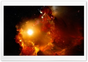 Colorful Nebula HD Wide Wallpaper for Widescreen