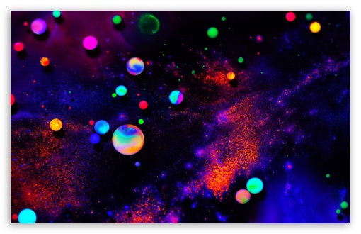 Colorful Neon Paint Ultra Hd Desktop Background Wallpaper For 4k Uhd Tv Multi Display Dual Monitor Tablet Smartphone