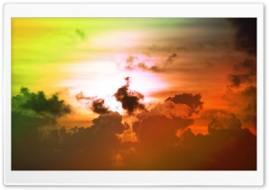 Colorful Sky 1 HD Wide Wallpaper for Widescreen