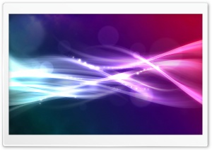 Colorful Stream Of Light HD Wide Wallpaper for Widescreen