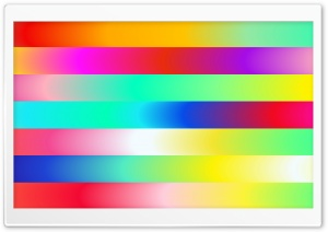 Colorful Stripes HD Wide Wallpaper for Widescreen