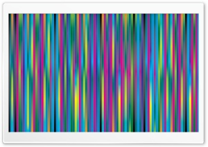 Colorful Stripes II HD Wide Wallpaper for Widescreen