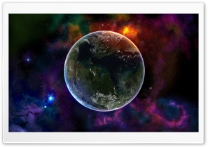 Colorful Universe HD Wide Wallpaper for Widescreen