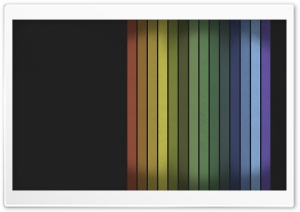 Colorful Vintage Stripes HD Wide Wallpaper for Widescreen