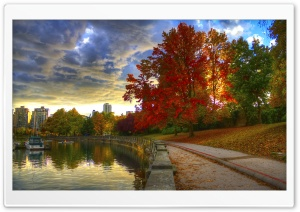 Colors of Autumn HD Wide Wallpaper for Widescreen