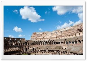 Colosseum HD Wide Wallpaper for Widescreen