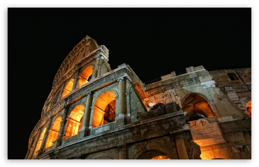 Colosseum At Night HD wallpaper for Wide 16:10 5:3 Widescreen WHXGA WQXGA WUXGA WXGA WGA ; HD 16:9 High Definition WQHD QWXGA 1080p 900p 720p QHD nHD ; Standard 3:2 Fullscreen DVGA HVGA HQVGA devices ( Apple PowerBook G4 iPhone 4 3G 3GS iPod Touch ) ; Mobile 5:3 3:2 16:9 - WGA DVGA HVGA HQVGA devices ( Apple PowerBook G4 iPhone 4 3G 3GS iPod Touch ) WQHD QWXGA 1080p 900p 720p QHD nHD ;