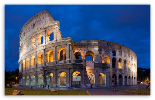 Colosseum By Night HD wallpaper for Wide 16:10 5:3 Widescreen WHXGA WQXGA WUXGA WXGA WGA ; HD 16:9 High Definition WQHD QWXGA 1080p 900p 720p QHD nHD ; UHD 16:9 WQHD QWXGA 1080p 900p 720p QHD nHD ; Standard 4:3 3:2 Fullscreen UXGA XGA SVGA DVGA HVGA HQVGA devices ( Apple PowerBook G4 iPhone 4 3G 3GS iPod Touch ) ; iPad 1/2/Mini ; Mobile 4:3 5:3 3:2 16:9 - UXGA XGA SVGA WGA DVGA HVGA HQVGA devices ( Apple PowerBook G4 iPhone 4 3G 3GS iPod Touch ) WQHD QWXGA 1080p 900p 720p QHD nHD ;