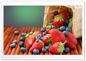 Coloured Fresh Fruits HD Wide Wallpaper for Widescreen