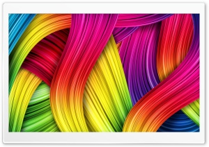 Colourful HD Wide Wallpaper for Widescreen