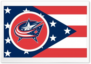 Columbus Blue Jackets HD Wide Wallpaper for Widescreen
