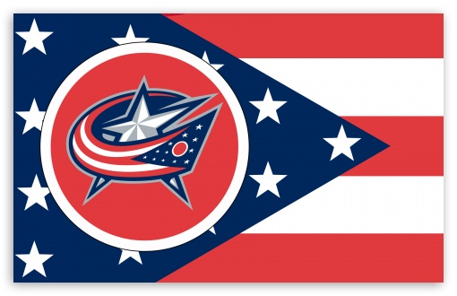 Download Columbus Blue Jackets UltraHD Wallpaper