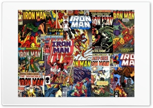comic book HD Wide Wallpaper for Widescreen