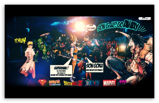 Comic Marvel VS ANIME - Wallpaper HD by Chaker Design HD wallpaper for Wide 16:10 5:3 Widescreen WHXGA WQXGA WUXGA WXGA WGA ; HD 16:9 High Definition WQHD QWXGA 1080p 900p 720p QHD nHD ; Standard 3:2 Fullscreen DVGA HVGA HQVGA devices ( Apple PowerBook G4 iPhone 4 3G 3GS iPod Touch ) ; Mobile 5:3 3:2 16:9 - WGA DVGA HVGA HQVGA devices ( Apple PowerBook G4 iPhone 4 3G 3GS iPod Touch ) WQHD QWXGA 1080p 900p 720p QHD nHD ;