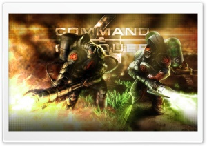 Command And Conquer HD Wide Wallpaper for Widescreen