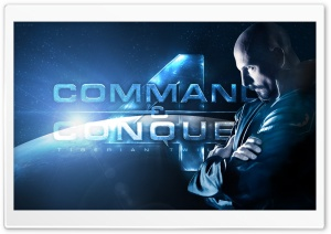 Command And Conquer 4 Tiberian Twilight HD Wide Wallpaper for Widescreen