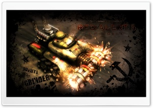 Command And Conquer Red Alert 3 Grinder HD Wide Wallpaper for Widescreen