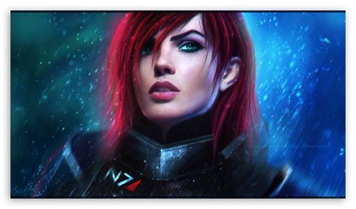 Commander Shepard - Mass Effect ❤ 4K UHD Wallpaper for 4K UHD 16:9 Ultra High Definition 2160p 1440p 1080p 900p 720p ; iPad 1/2/Mini ; Mobile 4:3 5:3 16:9 - UXGA XGA SVGA WGA 2160p 1440p 1080p 900p 720p ;