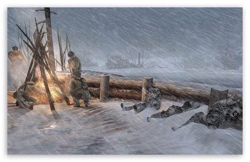 Company Of Heroes 2 2013 HD wallpaper for Wide 16:10 5:3 Widescreen WHXGA WQXGA WUXGA WXGA WGA ; HD 16:9 High Definition WQHD QWXGA 1080p 900p 720p QHD nHD ; iPad 1/2/Mini ; Mobile 4:3 5:3 3:2 16:9 - UXGA XGA SVGA WGA DVGA HVGA HQVGA devices ( Apple PowerBook G4 iPhone 4 3G 3GS iPod Touch ) WQHD QWXGA 1080p 900p 720p QHD nHD ;