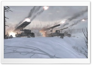 Company Of Heroes 2 Video Game HD Wide Wallpaper for Widescreen